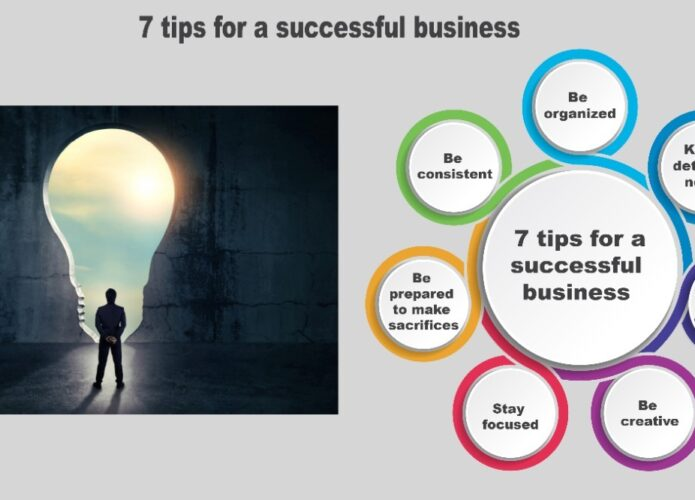 7 tips for a successful business