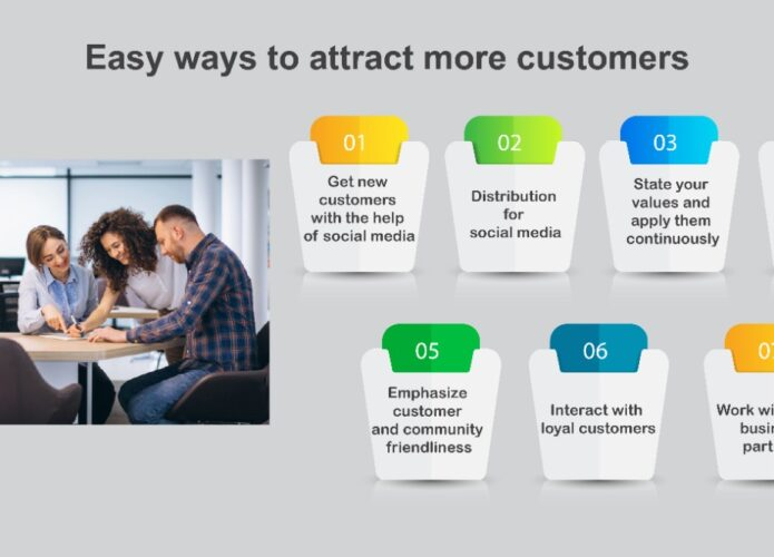 7 Easy ways to attract more customer